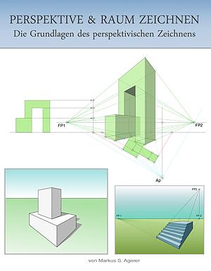 Perspektivische Darstellungstechnik Zentralprojektion