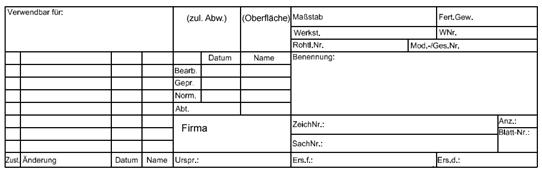 Arbeitsblatter Fur Technisches Zeichnen A4 5