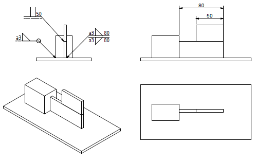 eine schwei zeichnung erstellen schwei gruppen darstellen. Black Bedroom Furniture Sets. Home Design Ideas